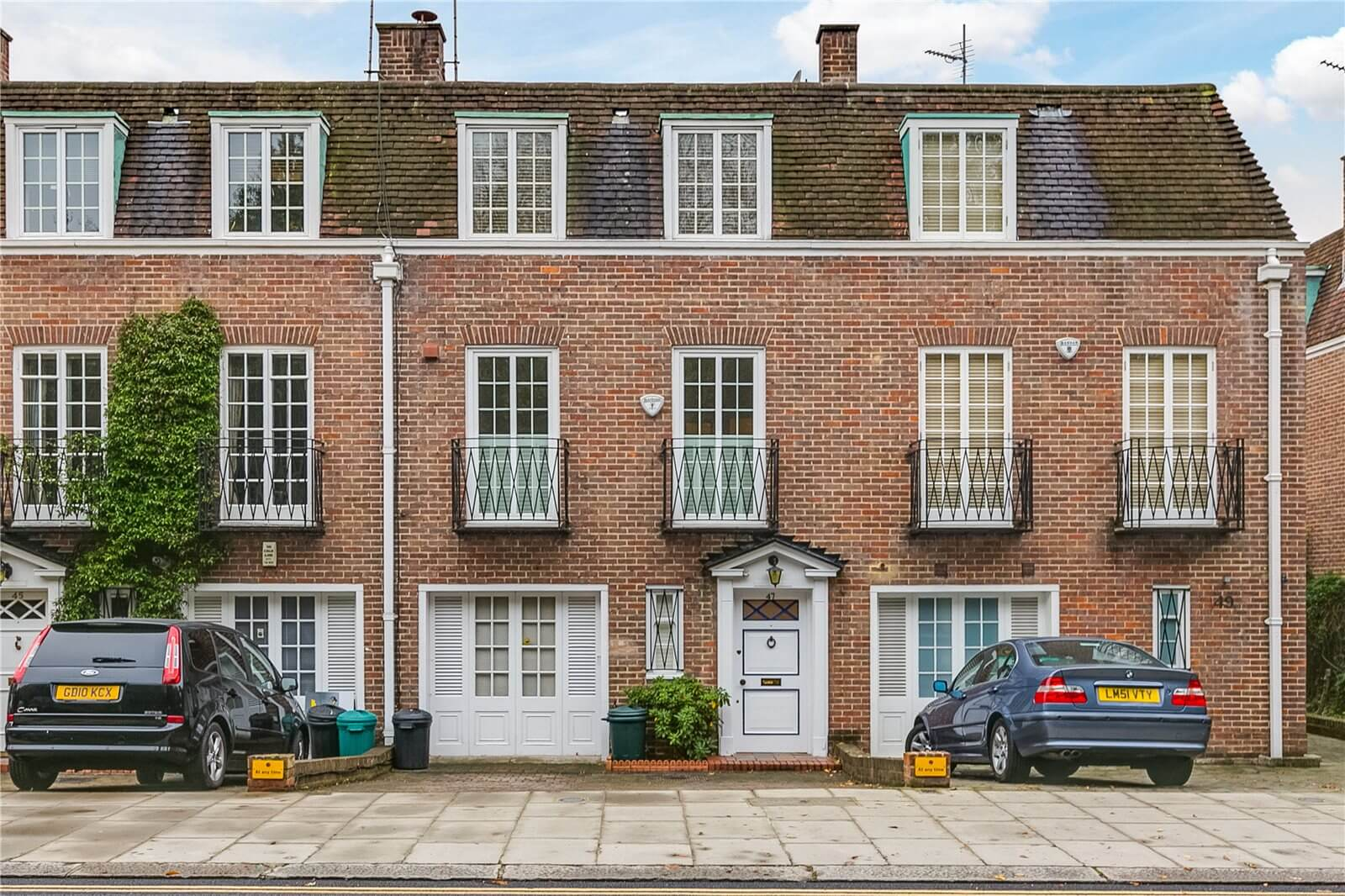 Acquisition of the Month 1 - Abbotsbury Road, Holland Park W14
