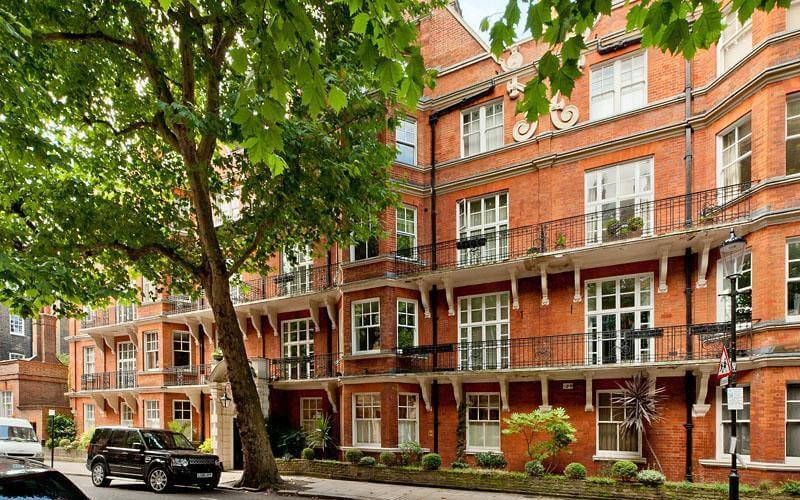Rossetti Gardens Mansions, Flood Street